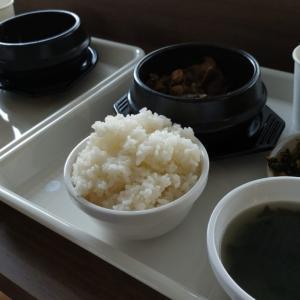福岡・天神食べ歩き【ソウル大衆食堂】キムチ食べ放題のワンコイン定食