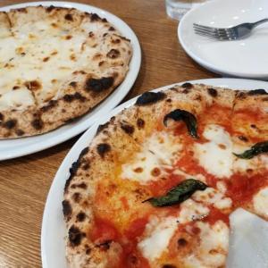 福岡・薬院食べ歩き【ピザレボ PIZZAREVO】本格的ピザがお得