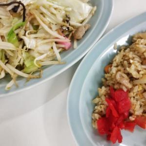 福岡・赤坂食べ歩き【中華万来】街に密着の中華食堂
