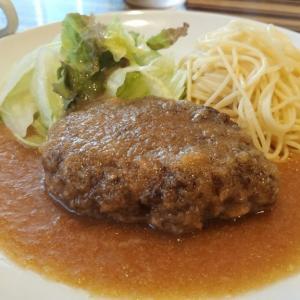 福岡・赤坂食べ歩き【Nagomi ナゴミ】ハンバーグは肉汁が。。