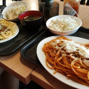 博多食べ歩き【ナポリタンキッチン チュルリラ】昭和テイスト太麺ナポリタンは美味しかった