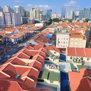 【Citadines Rochor Singapore/シタディーンローチャー】立地抜群のアパートホテル滞在レビュー