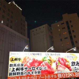 【宿泊記録】太田ナウリゾートホテル