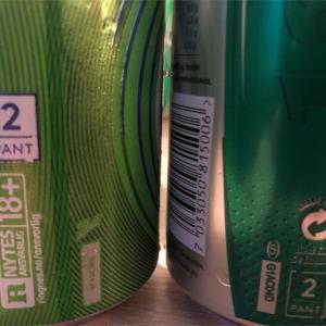 PANTで缶をリサイクルしてお金を返してもらう@ノルウェー
