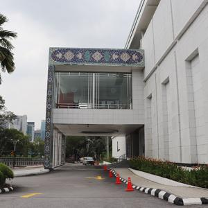 魅了されるイスラム美術館