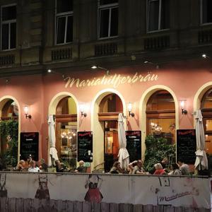ウィーンでおいしいレストラン