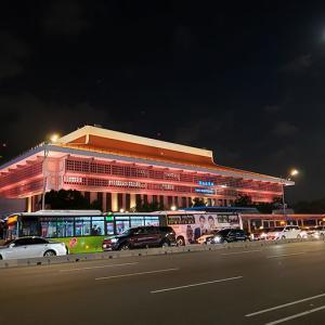 台北駅からバスに乗って~