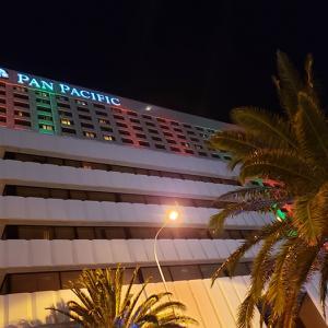 パンパシフィックホテルが格安だった!
