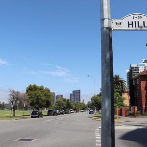 パースの街並みPart1
