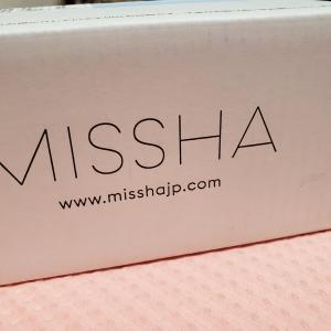 MISSHAの新製品届いたよ~