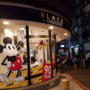 台湾でいつも気になっていたディズニーケーキのお店