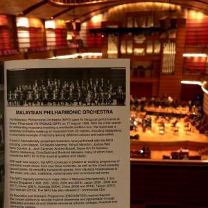 Malaysian Philharmonic Orchestra聴きたくてクアラルンプールまで行ってきた週末。