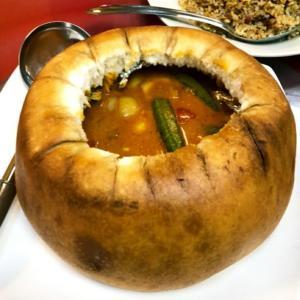 インド料理と中華料理の融合 マレーシアだからこその美味。