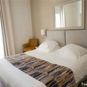 憧れの南仏 ニース旅行♡ホテルスイス(Hotel Suisse)のオーシャンビューのお部屋&立地などリアルな口コミ【宿泊記】