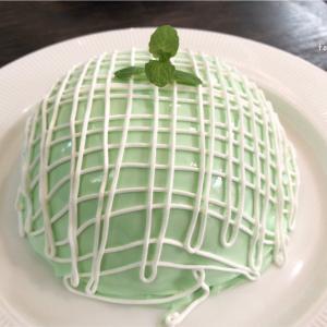 銀座、有楽町でビジュアル最高なメロンパンケーキといえば@カフェ ブリッヂ(西銀座デパート)