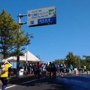 丹後60kmウルトラマラソン(京都府、2019年)~暑いが風光明媚で楽しい丹後路
