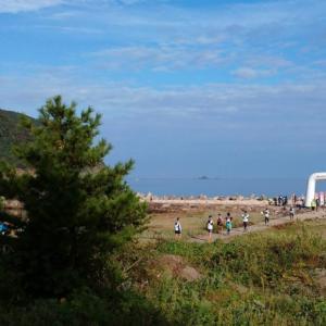 【速報】若狭路トレイルラン(ミドル32km)を無事完走
