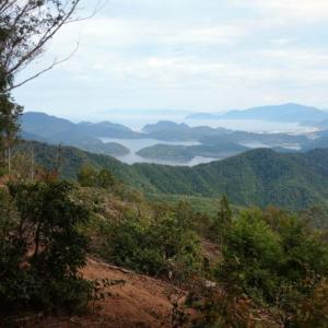 若狭路トレイルラン(福井県、2019年)~美しい若狭湾と三方五湖を眺めながら