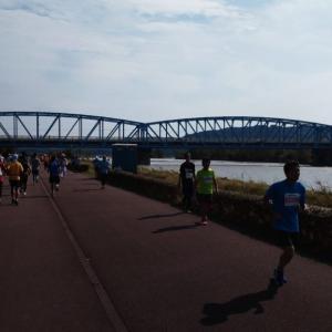 【速報】しまだ大井川マラソンに苦戦…何とか完走