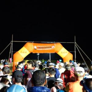 南伊豆町100kmウルトラマラソン(静岡県、2019年)~トレイル・岩場・標高差500mの超過酷なコース