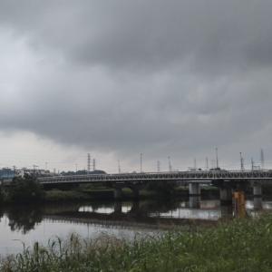 UPRUN綱島鶴見川マラソン(神奈川県、2020年7月)