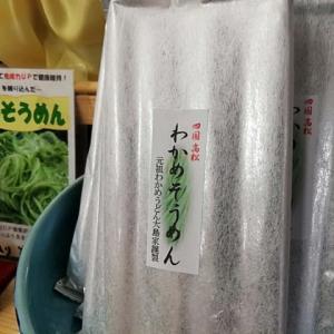 夏限定お中元セット♪  わかめ素麺  モフモフ♪