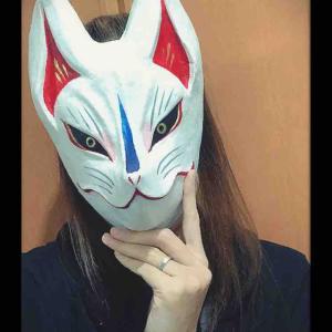 狐面制作【夜酉薙式.廿参型】