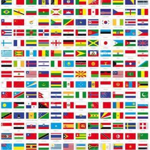 多国籍ということは、、、