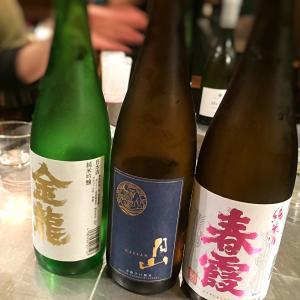 「ワインと日本酒」にタイトル変更。お酒好き集まれ♪