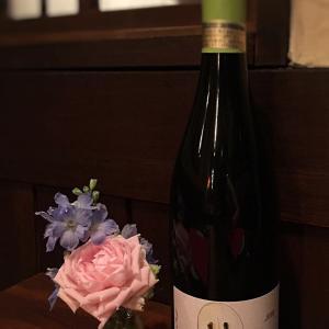 大好きなワインが開いた昨夜♪ 自然派マルク・ペノの〜ブドウのココロ〜