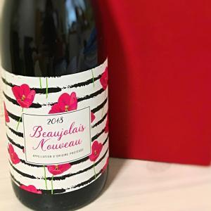 一味違うワインの楽しみ方♫ 実は少し寝かせても美味しいんです、ボージョレー・ヌーボー♪