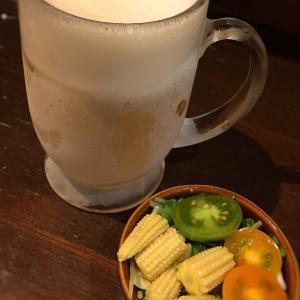 白ワイン入りのビール♪お酒の弱い方や若い女子にもオススメの、新感覚の食前酒!!