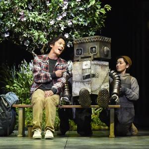 劇団四季「ロボット・イン・ザ・ガーデン」を配信で視聴