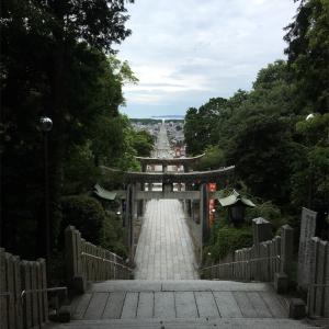 2泊3日下関・福岡の旅 宮地嶽神社