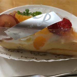 レーブドゥシェフのケーキ【神戸市垂水区】