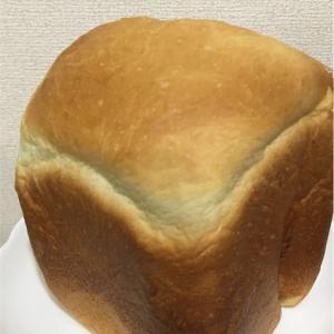 ホームベーカリーで焼く美味しいミルクパンに出会えた気がする