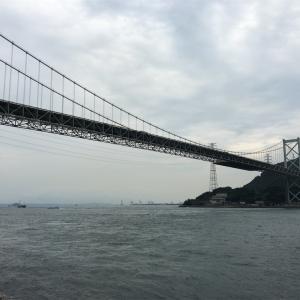 2泊3日下関・福岡 関門海峡歩いて渡る
