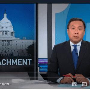 トランプ大統領 弾劾 今後の予定 PBS NEWS 2019/12/3