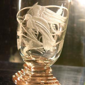 ◆新作グラスと新型コロナの足音