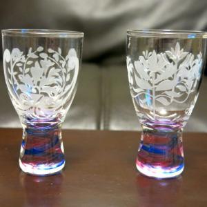 ◆酒杯 あれこれ