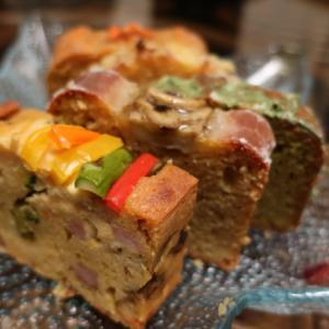 ◆手作りパウンドケーキ