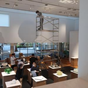 ◆'21日本のガラス展 開催中です♪