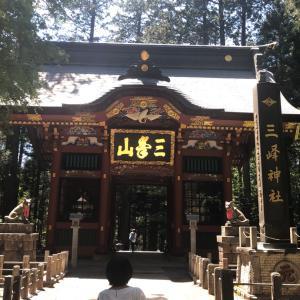東京近郊山岳信仰の神社