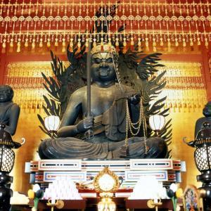 お寺は仏像によって御利益が違う。