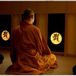真言密教の瞑想法、阿字観は宇宙に繋がります。
