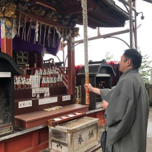 神社仏閣では願い事をしない方がいい、引き寄せの法則的理由。
