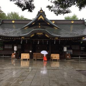 雨の日は神社に参拝をしましょう。雨の日にパワーの強くなる神社