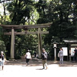 都会に住んでいるとグラウンディングが出来ません。神社仏閣に行きましょう。
