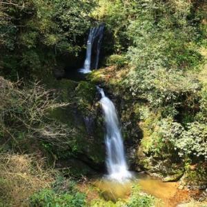 石木戸の滝