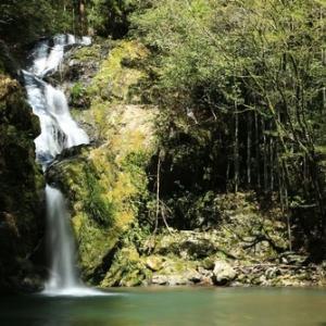 高知県夜須 大釜の滝